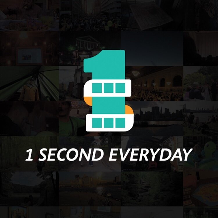 "The video diary app ""1 Second Everyday"""