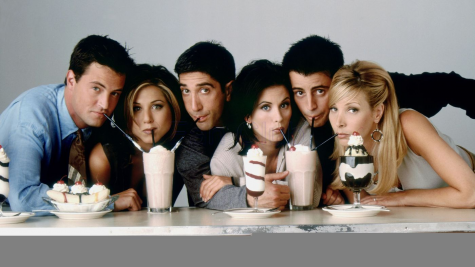 "The cast of ""Friends"""