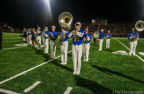 Marching Band Return is Music to the Ears!