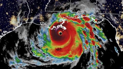 Hurricane Ida and What It Left Behind
